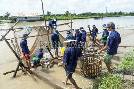 vietnam an giang long xuyen workers