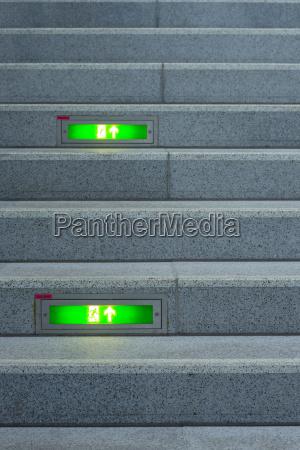 treppe treppen schaubild oeffentlich gruen gruenes
