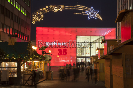 germany north rhine westphalia essen shopping