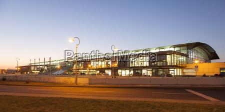 germany north rhine westphalia dortmund airport