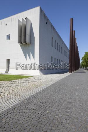 kultur modern moderne museum deutschland brd