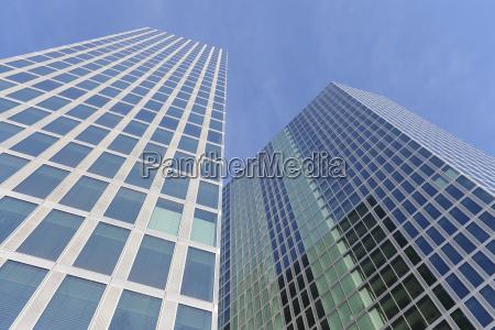 germany bavaria munich facades of highlight