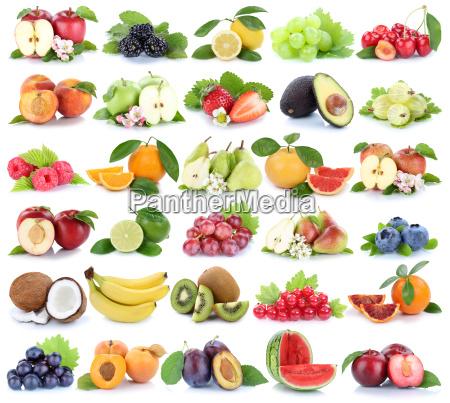 fruits fruit fruit collage apple orange