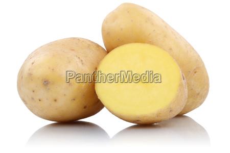 kartoffeln frisch gemuese freisteller freigestellt isoliert
