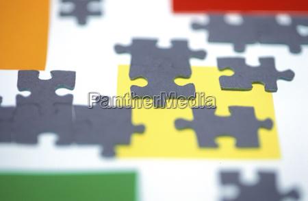 puzzleteile ausschau