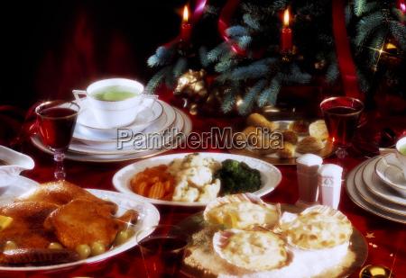 weihnachtsmenue
