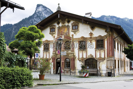 germany bavaria haensel and gretel house