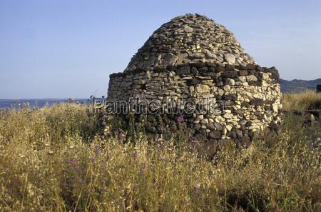 stein kuppel feld horizontal vergangen outdoor
