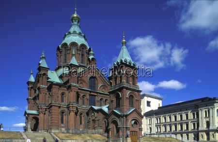 blau glaube kirche dom wolke kathedrale