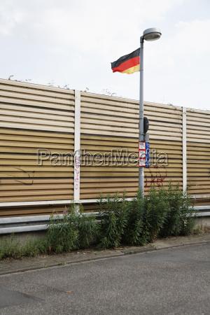 wolke deutschland brd bundesrepublik deutschland outdoor