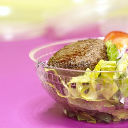 frische gemischt frikadelle hamburger frisches wohlschmeckend