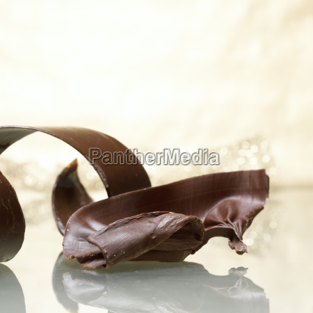 chocolate close up