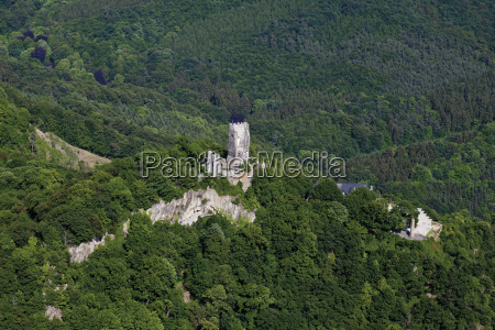 europe germany north rhine westphalia siebengebirge