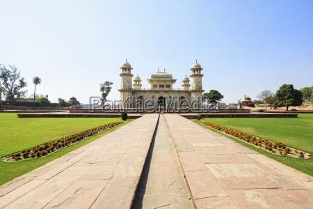 india uttar pradesh agra view of