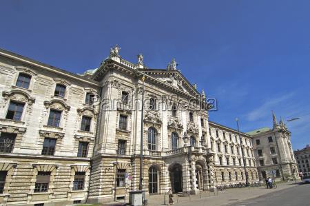 germany bavaria munich palace of justice