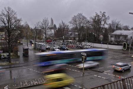 germany bavaria munich cross road first
