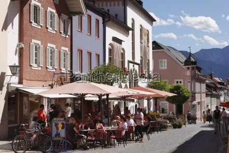 germany bavaria upper bavaria murnau town