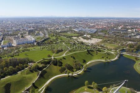 germany bavaria munich view of city