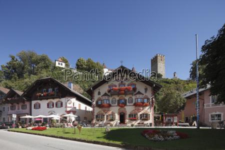 germany bavaria upper bavaria chiemgau region