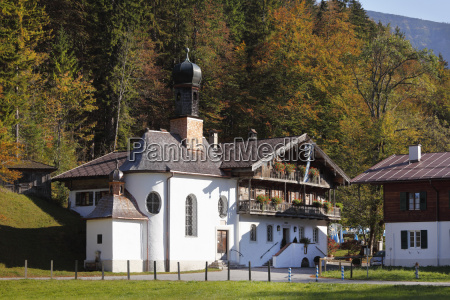 germany bavaria upper bavaria tegernsee wildbad
