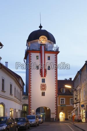 austria styria leoben schwammerlturm tower