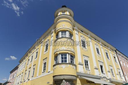 casa construccion nube barroco austria al