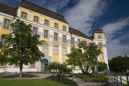 germany baden wuerttemberg tettnang castle