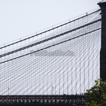 usa new york blick auf manhattan