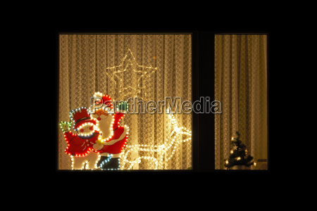 germany window christmas decorations