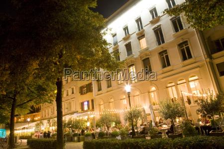 switzerland basel hotel restaurant krafft at