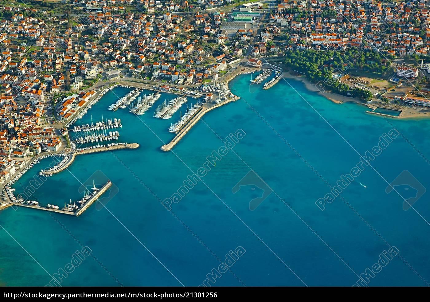 croatian, coastal, town - 21301256