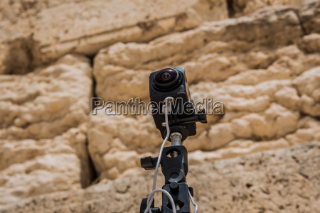 360 grad videokameras in gefilmter produktion
