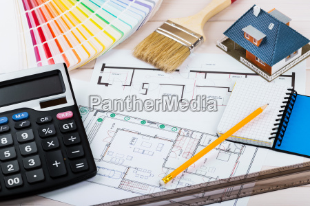 house design project concept
