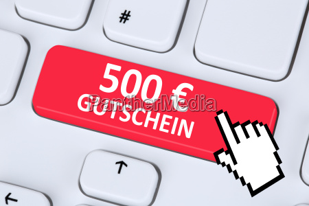 500 euro coupon gift discount online