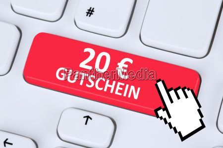 20 euro coupon gift discount online