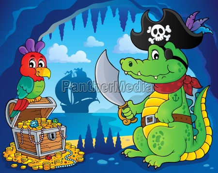 piratenkrokodil thema 3