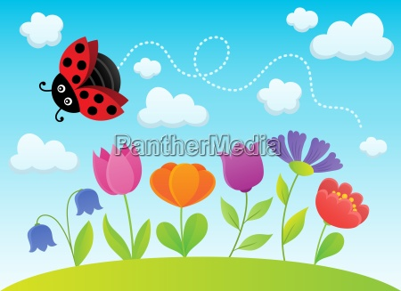 stylized flowers topic image 2