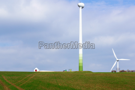 wind turbine maintenance