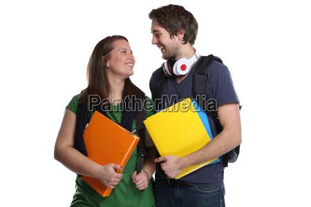 studenten studium liebe lieben paerchen lachen