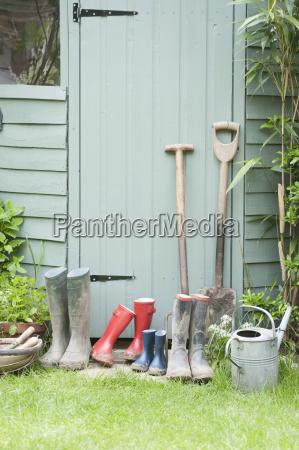 gartenwerkzeuge von gartenhaus