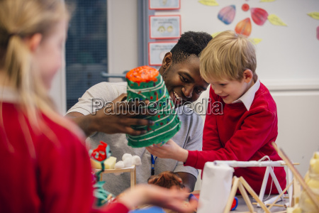 kunst und handwerk in der schule