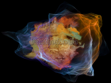energy of mind particle
