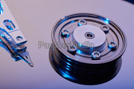 conventional computer hard disk drive hdd