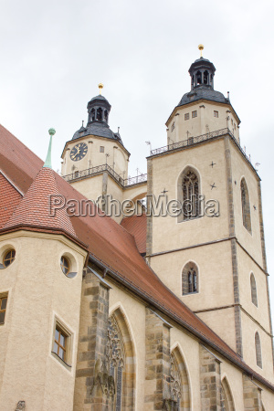 st marys church in wittenberg