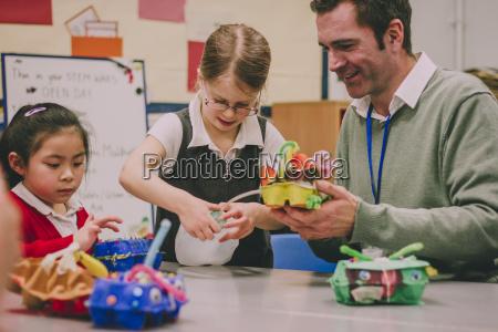 stem project in school