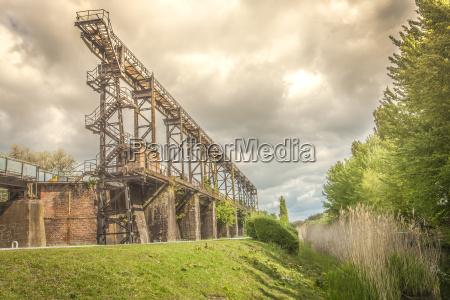 landschaftspark duisburg nord industrial culture germany
