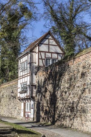 wiek, house, along, the, medieval, city - 21708201