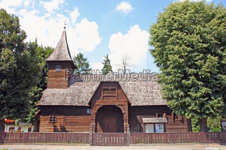 the chapel of st barbara