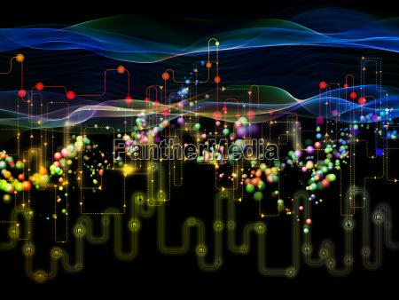 way of data flow