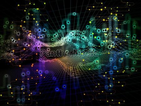 propagation of data transfers